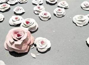四川美术学院毕业展多件作品被损坏